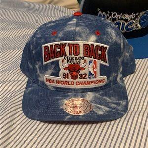 Chicago Bulls Back2Back SnapBack